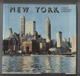 New York CONDITION - AVERAGE, COVER - FINE!