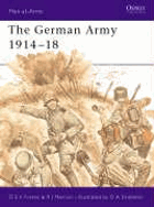 The German Army 1914-1918
