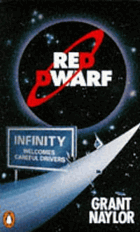 Red dwarf - infinity welcomes careful drivers
