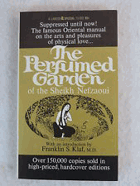 The Perfumed Garden of the Sheikh Nefzaoui