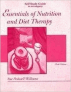Self-study guide to accompany Essentials of nutrition and diet therapy, sixth edition