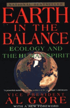 Earth in the Balance. Ecology and the Human Spirit