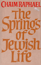 The Springs of Jewish Life