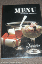MENU, JULERETTER, INTERNATIONALT MADLEKSIKON