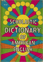 Scholastic Dictionary of American English
