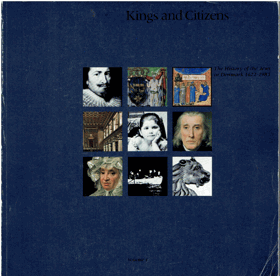 Kings and citizens - the history of the Jews in Denmark 1622-1983