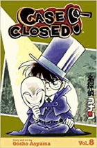 Case Closed - vol. 8 (MANGA)