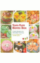 Yum-yum bento box - fresh recipes for adorable lunches.