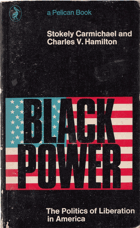 Black power. The politics of liberation in America