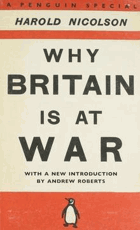 Why Britain Is At War