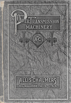 Allis-Chalmers Power Transmission Machinery Catalog No. 124