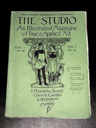 The STUDIO. An Illustrated Magazine of Fine and Applied Art