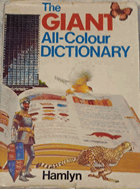 Giant All Colour Dictionary