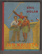 Jan Kalista, hockeyista